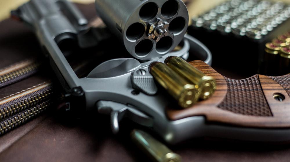 Revolver .44 magnum gun with jacket soft point | List of Beginner Revolvers | featured