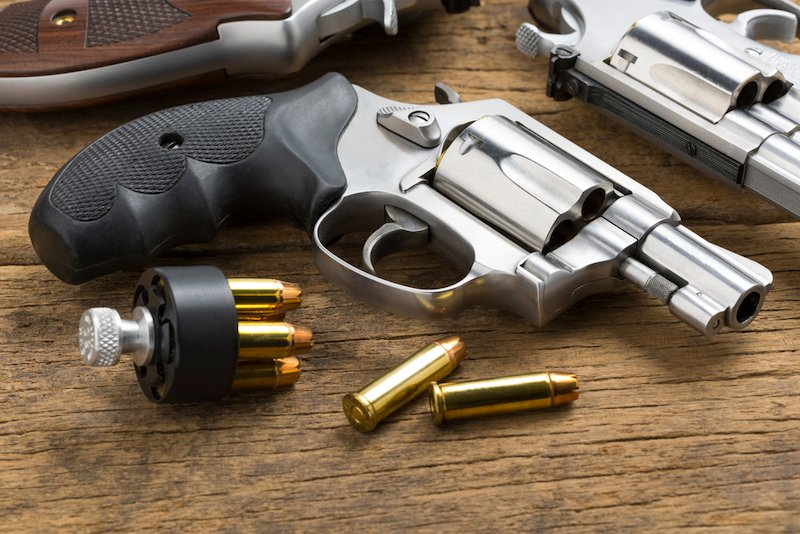 Revolver guns and bullets | best double action revolver 2020