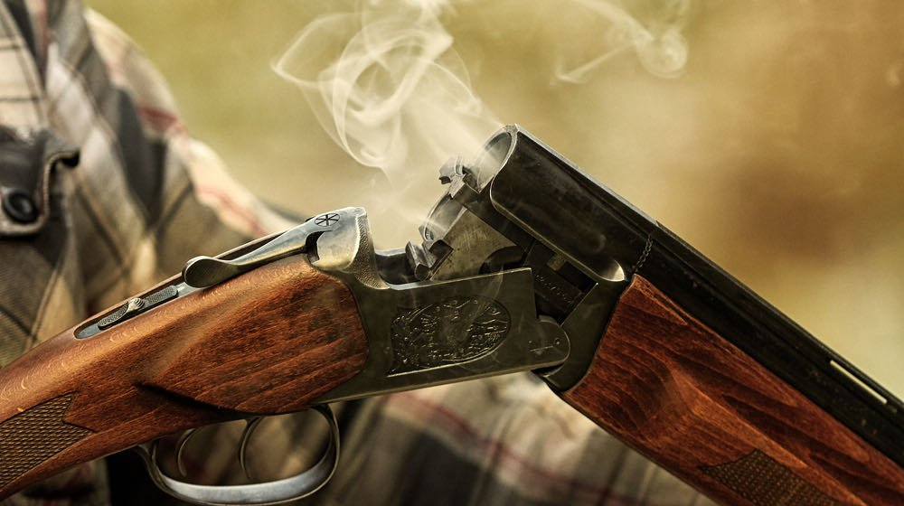 Hunting rifle after firing   Top 10 Best Hunting Shotguns on the Market   featured